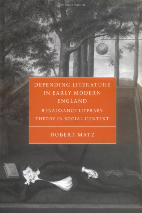 defending literature in early modern England